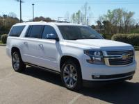 This 2017 Chevrolet Suburban Premier, has a great