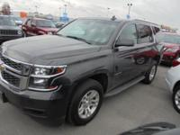 SELLER COMMENTS: The 2017 Chevrolet Tahoe is a