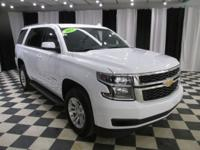 OVERVIEW This 2017 Chevrolet Tahoe 4dr 4WD 4dr LT