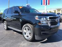 Come see this 2017 Chevrolet Tahoe LS. Its Automatic