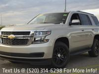 Options:  2017 Chevrolet Tahoe 2Wd 4Dr Ls|4-Wheel