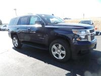 This is the new 2017 Chevrolet Tahoe LS 4WD with the