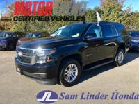 Options:  2017 Chevrolet Tahoe Lt 2Wd|Advertised Price