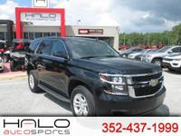 2017 CHEVROLET TAHOE LT FULLY LOADED WITH LEATHER BACK