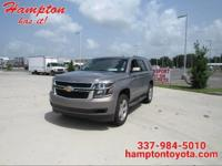 This 2017 Chevrolet Tahoe LT is proudly offered by