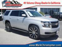 CARFAX 1-Owner, Chevrolet Certified. Heated Leather