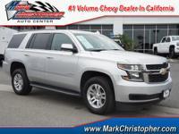 Chevrolet Certified, CARFAX 1-Owner. LT trim. NAV,