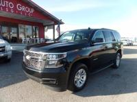 Options:  2017 Chevrolet Tahoe Navigation! Bose Audio!