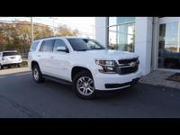 This 2017 Chevrolet Tahoe LT features a backup sensor,