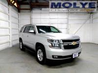 2017 Chevy Tahoe with everything the Family Needs!