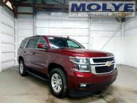 Chevrolet Tahoe 2017 4WD, Leather. EcoTec3 5.3L V8 LT