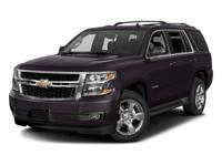 Red Tintcoat 2017 Chevrolet Tahoe LT 4WD 6-Speed