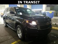 Chevrolet... Tahoe... LT... 4WD... 6-Speed Automatic...