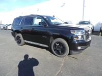 This is the new 2017 Chevrolet Tahoe 4WD LT with the