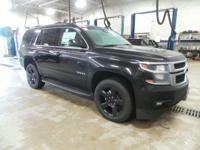 This is the new 2017 Chevrolet Tahoe LT 4WD with the
