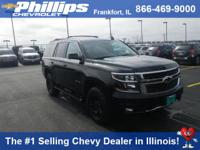 Options:  2017 Chevrolet Tahoe Lt|Black|Jet Black