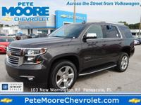 This outstanding example of a 2017 Chevrolet Tahoe