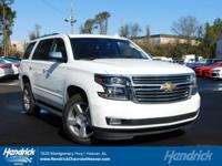 Options:  2017 Chevrolet Tahoe Premier|Summit