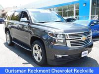 CARFAX One-Owner. Tungsten Metallic 2017 Chevrolet