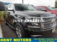 Premier trim. NAV, 3rd Row Seat, Heated Leather Seats,