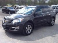 CARFAX One-Owner. Clean CARFAX. 2017 Chevrolet Traverse