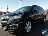 Check out this 2017 Chevrolet Traverse LT while we