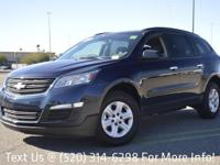Options:  2017 Chevrolet Traverse Fwd 4Dr Ls