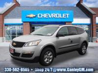 2017 Chevrolet Traverse LS Reviews: * Smooth ride even