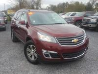 2017 Chevrolet Traverse LT Cloth. Serving the