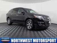 One Owner AWD SUV with 3rd Row Seating!  Options: