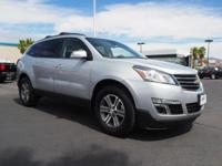 Look at this 2017 Chevrolet Traverse LT. Its Automatic