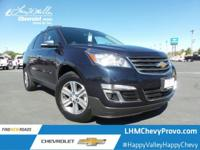 Check out this gently-used 2017 Chevrolet Traverse we