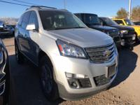 Options:  2017 Chevrolet Traverse Lt W/1Lt|This