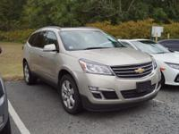 GM CERTIFIED - ONE OWNER!! This 2017 Chevrolet Traverse