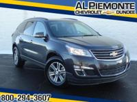 NEW ARRIVAL! This 2017 Chevrolet Traverse looks great