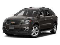 2017 Chevrolet Traverse LT 3.6L V6 SIDI AWD.Reviews:*