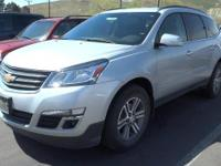 Check out this 2017 Chevrolet Traverse LT. Its