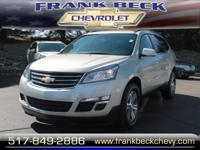 Options:  2017 Chevrolet Traverse Lt|Awd Lt 4Dr Suv