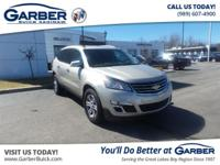 Featuring a 3.6L V6 with 14,580 miles. CARFAX 1 owner