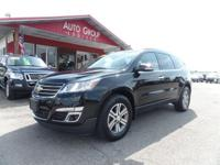 Options:  2017 Chevrolet Traverse Meticulously Crafted