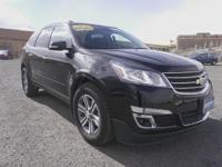 Black 2017 Chevrolet Traverse 2LT 2LT AWD 6-Speed