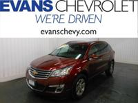 GM Certified! 2LT Package! All Wheel Drive! 6 Cylinder