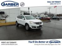 Introducing the 2017 Chevrolet Traverse LT w/2LT!
