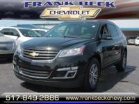 Options:  2017 Chevrolet Traverse Lt|Awd Lt 4Dr Suv