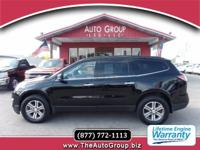 Options:  2017 Chevrolet Traverse Visit Auto Group