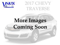 Recent Arrival! Clean CARFAX. Silver 2017 Chevrolet