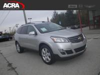 Used Chevrolet Traverse, options include:  Satellite