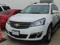 This outstanding example of a 2017 Chevrolet Traverse