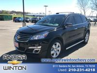 This used Chevrolet Traverse LT w/1LT is now for sale