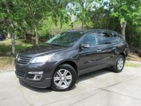 Options:  2017 Chevrolet Traverse Lt W/1Lt|This 2017